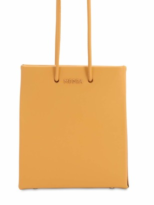Medea Short Vinyl Bag W/ Long Straps