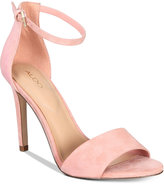 Aldo Fiolla Two-Piece Dress Sandals Women's Shoes