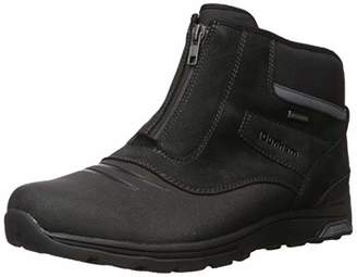 Dunham Men's Trukka Zip Mid Calf Boot