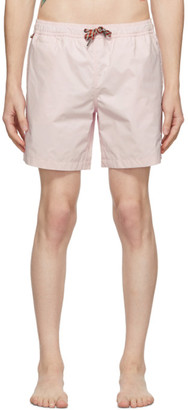 Burberry Pink Martin Swim Shorts
