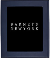 """Barneys New York Leather Studio 8"""" x 10"""" Picture Frame"""