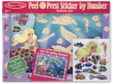 Melissa & Doug Mermaid Reef Peel and Press Sticker by Number