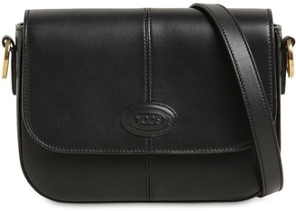 Tod's D-BAG LEATHER SHOULDER BAG