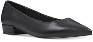 Nine West Fayth Almond-Toe Flats Women's Shoes