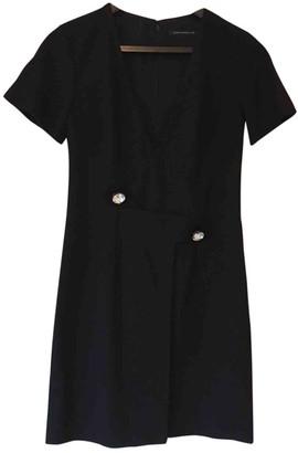 Christopher Kane Black Wool Dresses