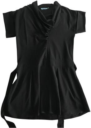 April May Black Dress for Women