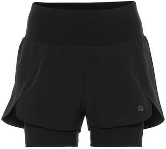 LNDR Dual Run shorts