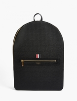 Thom Browne BACKPACK IN PEBBLE GRAIN