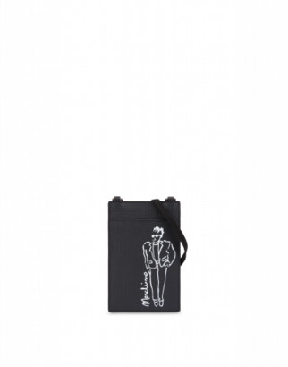 Moschino Document Holder Character