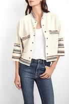 Velvet Billee Embroidered Jacket