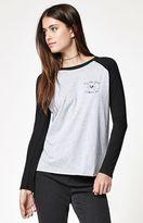 Element Till The Sun Long Sleeve Raglan T-shirt