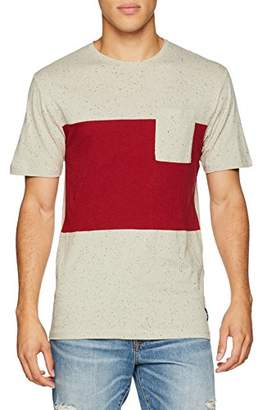 ONLY & SONS Men's Onsgarton Cutnsew Tee T-Shirt,Small