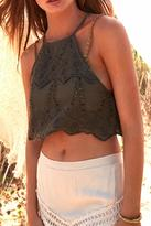 Somedays Lovin Serenade Lace Crop