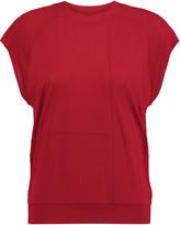 MM6 MAISON MARGIELA Modal and silk-blend jersey top