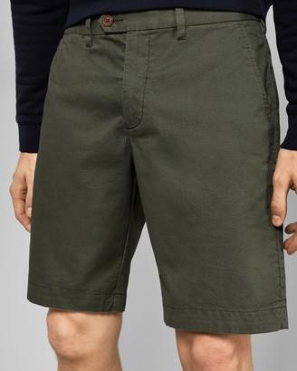 Ted Baker Printed Chino Shorts