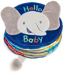 Gund Hello Baby Flappy Soft Book - Ages 0+