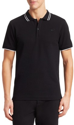 McQ Stripe-Trim Polo