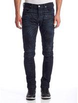 Hudson Blinder Biker Skinny Jeans, Artillery Dark Blue
