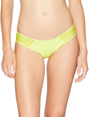 Rip Curl Junior's Designer Surf Cheeky Hipster Bikini Bottom