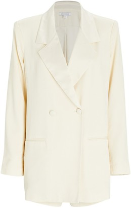 WeWoreWhat Double-Breasted Blazer Romper