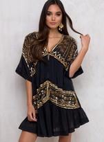 Somedays Lovin Kula Embellished Kimono Dress
