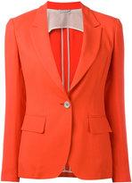 Tonello classic blazer - women - Polyester/Viscose - 42
