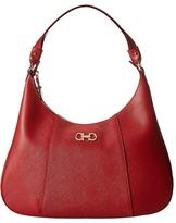 Salvatore Ferragamo 21E379 Petunia Hobo Handbags