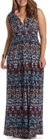 Tart Plus Size Women's Chloe Empire Waist Maxi Dress