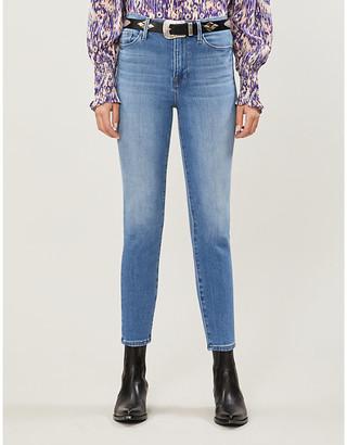 Frame Ali cigarette high-rise jeans