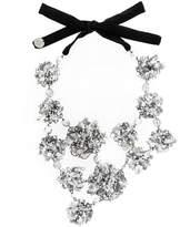 Maria Calderara embellished oversized necklace