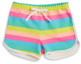 Charlotte And Friends Girls 2-6x Girls Striped Shorts