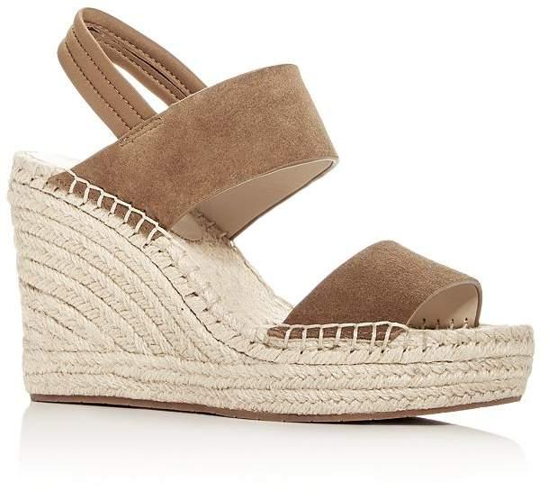 9cc708107cb Women's Olivia Wedge Slingback Espadrille Sandals