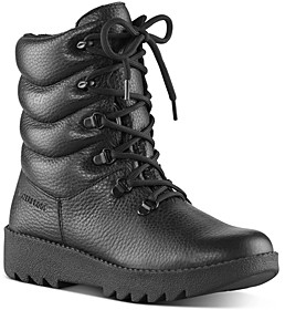 Cougar Women's Blackout Waterproof Mid-Calf Boots