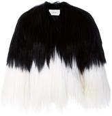 Rodarte Long Haired Goat Jacket