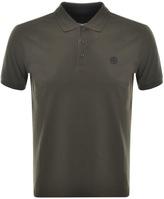 Henri Lloyd Cowes Polo T Shirt Green