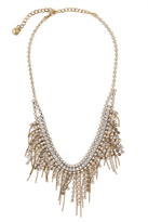 Rachel Leigh Crystal Fringe Necklace