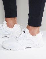 Reebok Fury Adapt Trainers In White Bd2120
