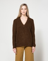 Just Female Alpha Knit Blouse