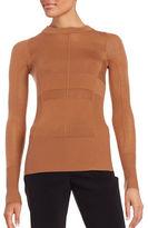 DKNY Crewneck Merino Wool Sweater