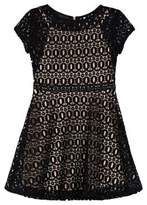 Byer California Girl's Lace A-Line Dress