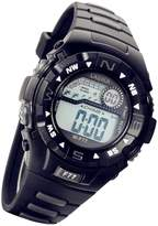 Lancardo Boy'S Girls'S Multi Function Military Army Digital Outdoor Sport Led Watch(, 2Pcs)