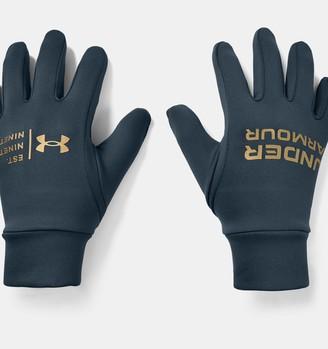 Under Armour Men's UA Graphic Liner Gloves