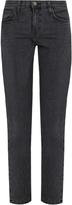 Current/Elliott The Fling low-slung slim-leg jeans