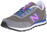 New Balance KL501 Suede Mesh Pack Youth Running Shoe (Little Kid/Big Kid)