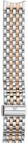 Michele Sport Sail 18 Two-Tone Rose Gold Watch Bracelet, 18mm