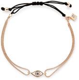 Rebecca Minkoff Evil Eye Pulley Bracelet
