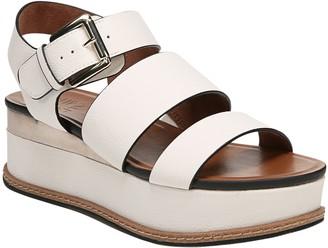 Naturalizer Strappy Flatform Sandals - Billie