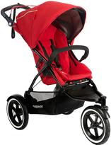 Phil & Teds Red Sport Stroller