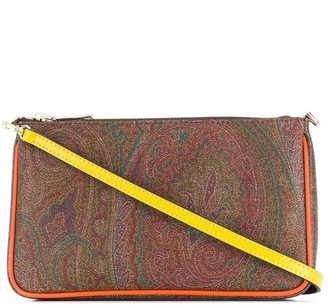 Etro Paisley Print Shoulder Bag
