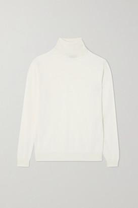 Stella McCartney Wool Turtleneck Sweater - Ivory